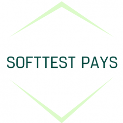 soft test logo
