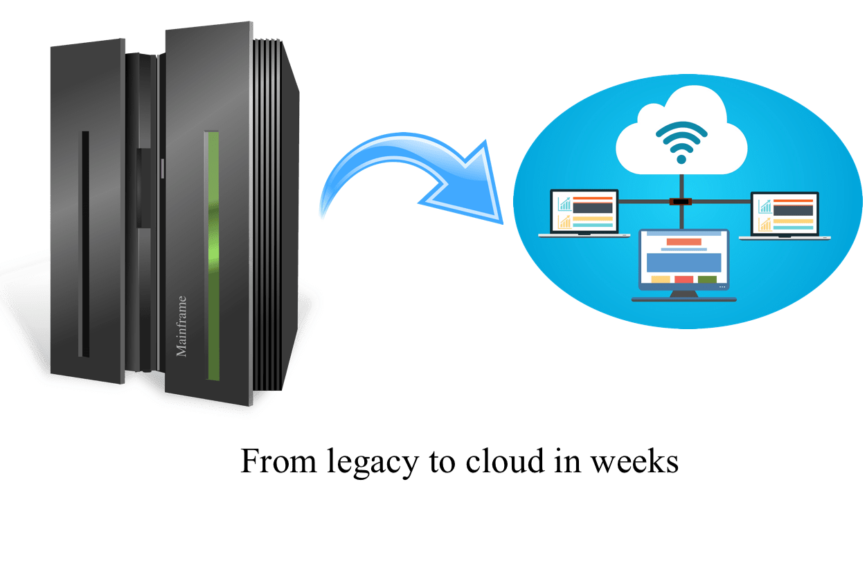 Legacy to Cloud in Weeks